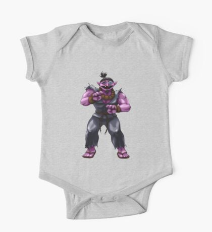 Sesame Street Fighter: Acountma Kids Clothes
