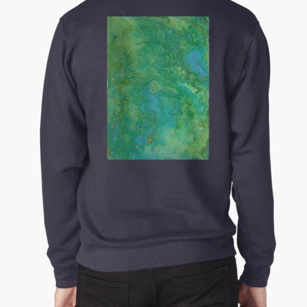 Abstract Art Pullover Sweatshirt