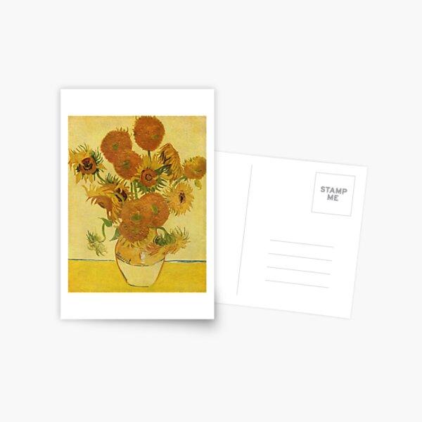 Sunflowers (Vincent Van Gogh) Postcard