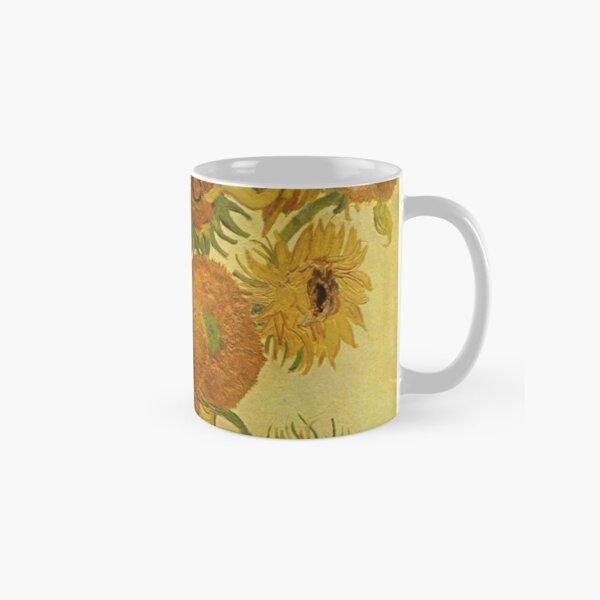 Sunflowers (Vincent Van Gogh) Classic Mug