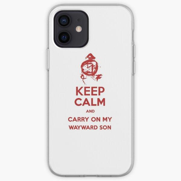 Keep Calm - Enochian Banishing iPhone Soft Case