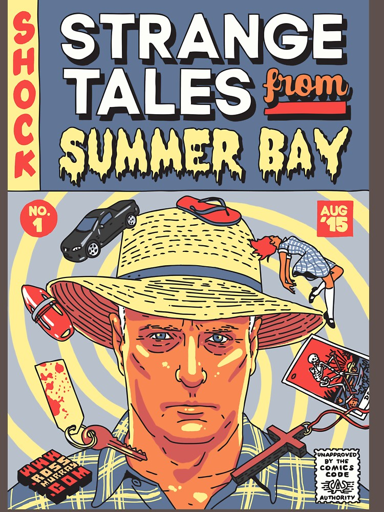 Strange Tales from Summer Bay by rossmurray