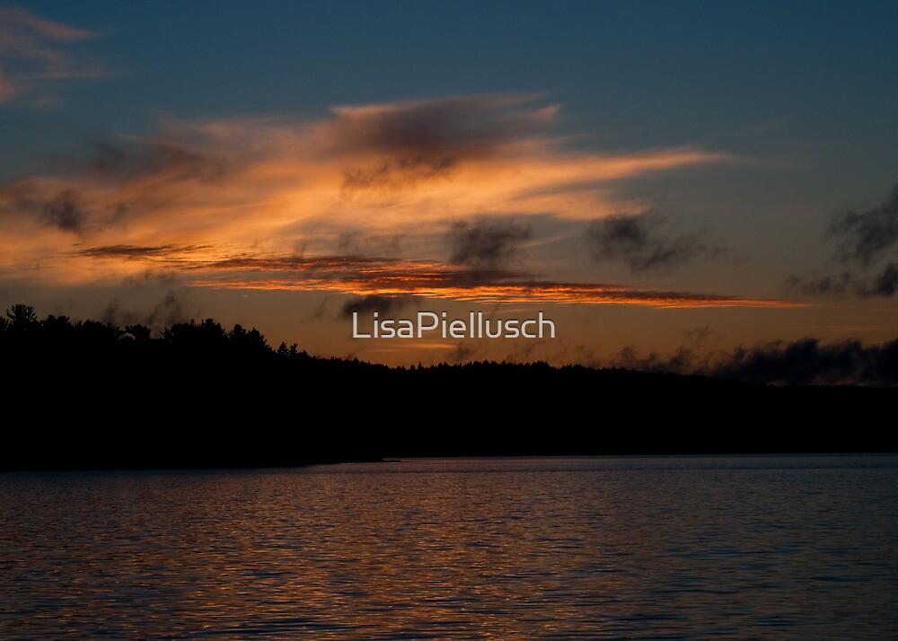 Sunrise - Algonquin Park, Ontario Canada by LisaPiellusch