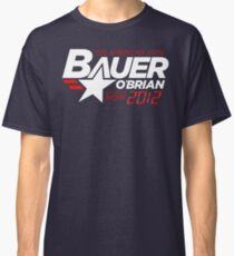 Vote Jack Bauer in 2012 Classic T-Shirt