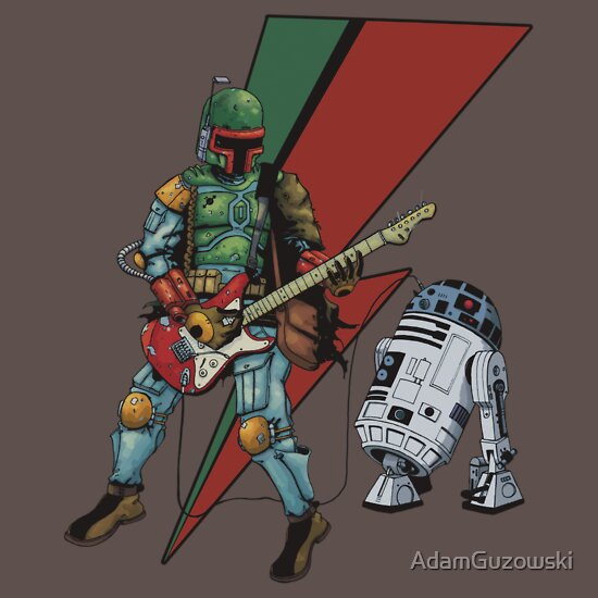 TShirtGifter presents: Boba And The Fretts