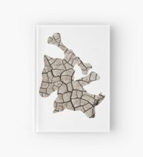 Marowak used earthquake Hardcover Journal