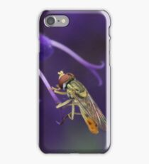 Hover Fly at Rest iPhone Case/Skin