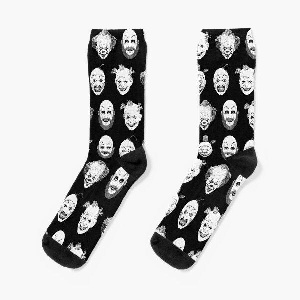 Clowning Around Socks