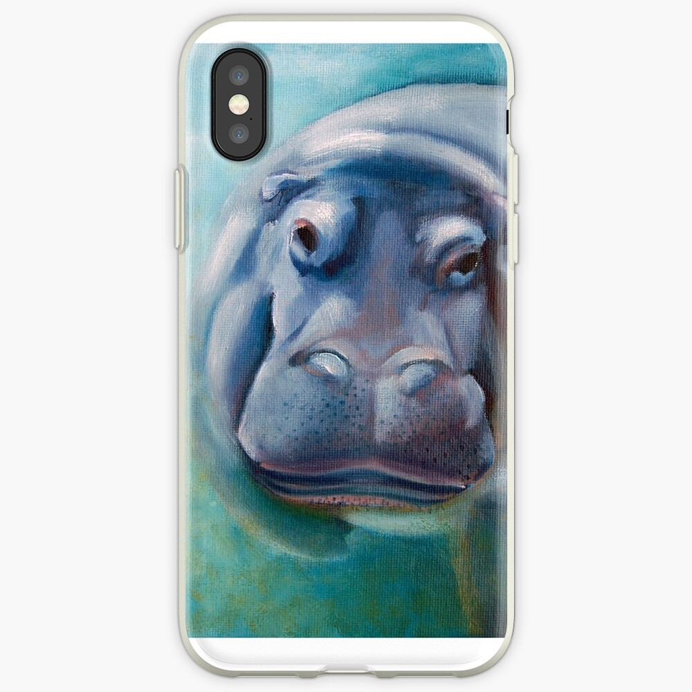 Hippo iPhone-Hülle & Cover