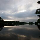Sunrise Over Loon Lake, Gravenhurst, ON by LisaPiellusch