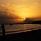 Sunrise Over Montego Bay, Jamaica by LisaPiellusch