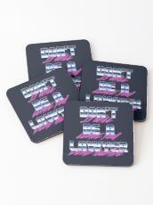Don't Be A Lawyer Song by Crazy Ex-Girlfriend Coasters
