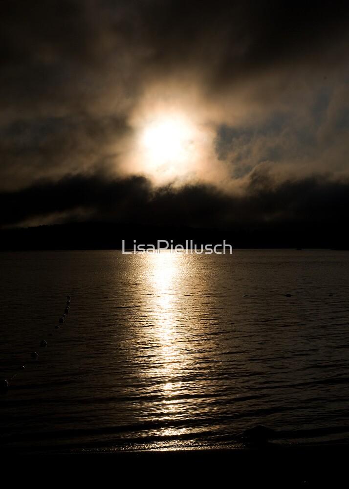 Sunrise Over Eagle Lake (5) by LisaPiellusch