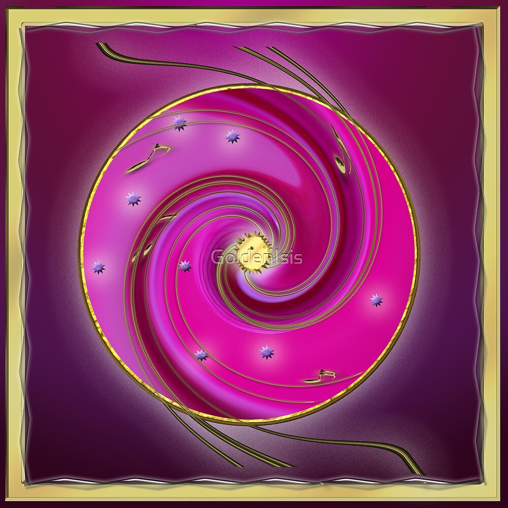 Ear Chakra by GoldenIsis