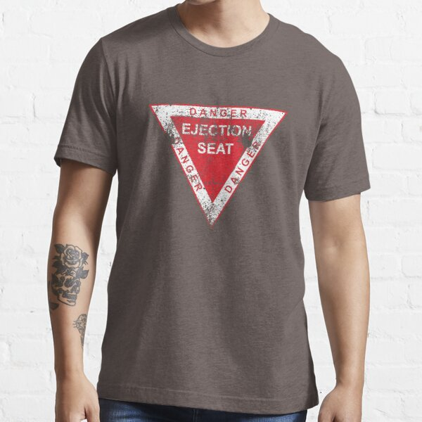 Ejection Seat Warning Essential T-Shirt