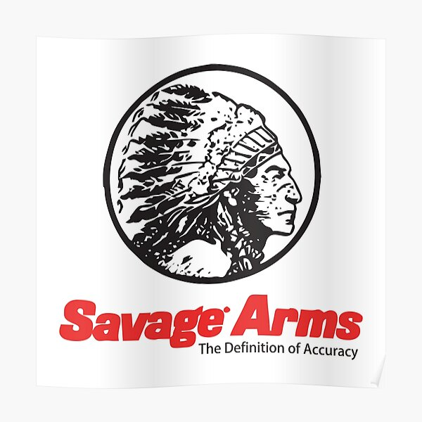 savage arms Poster