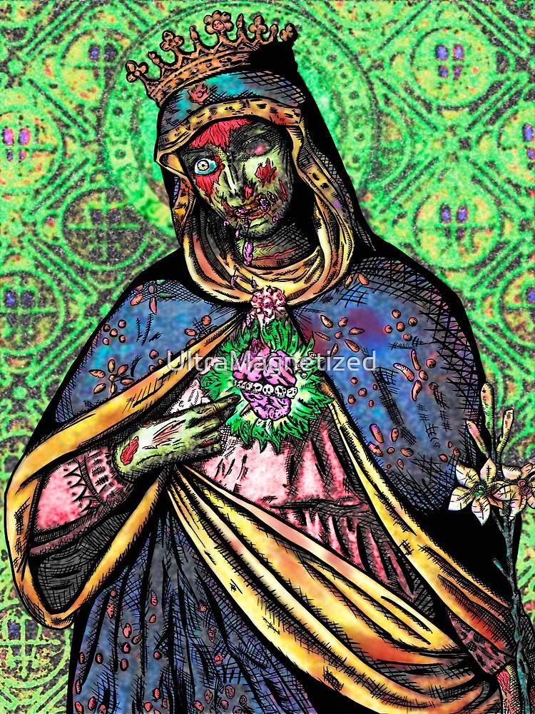 The Virgin Zombie by UltraMagnetized