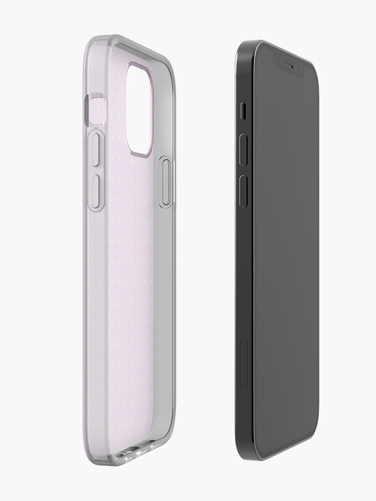 Alternate view of hang 10 pink iPhone Case & Cover