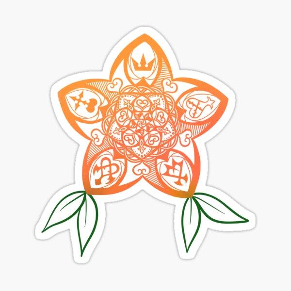 Paopu Mandala Sticker