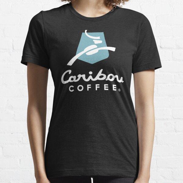 MEILLEUR VENDEUR Caribou Coffee Merchandise T-shirt essentiel