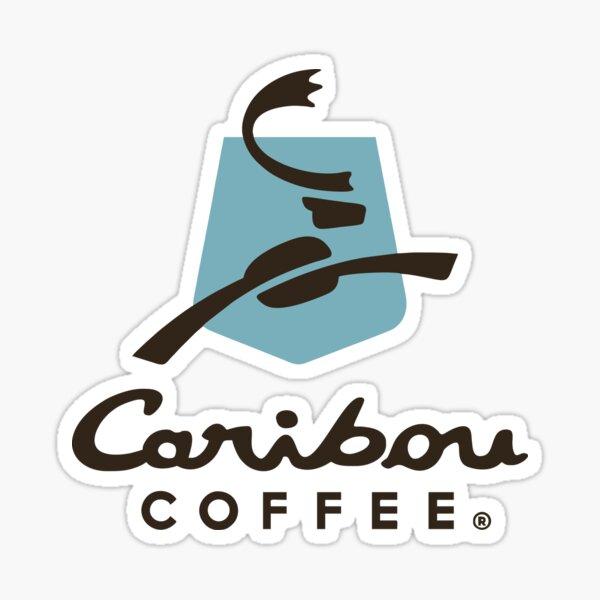 BEST SELLER Caribou Coffee Merchandise Sticker