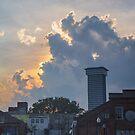 Cloudy Skies by Malik Jayawardena