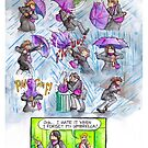 Wasted Talent - Umbrella Fail by jammyness