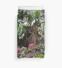 FIJI Islands Paradise Garden Duvet Cover