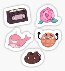 Steven Universe Pattern! Sticker