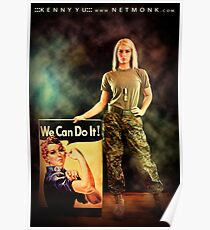 :::We Can Do It!::: Poster