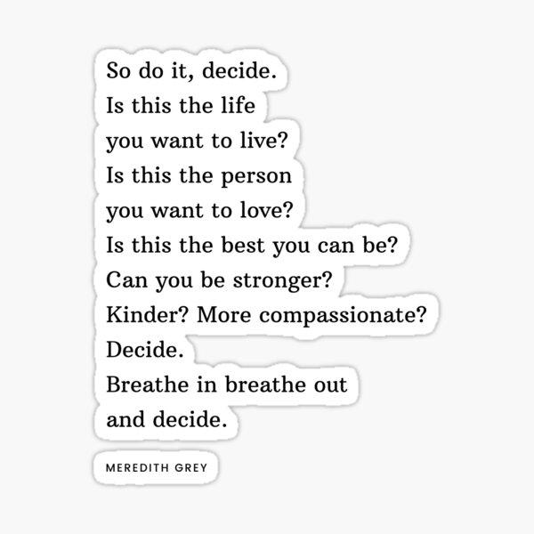 Quotes short greys anatomy Charlene R.