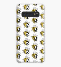 That crazy bee Case/Skin for Samsung Galaxy