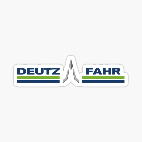 Deutz-Fahr 1 Sticker