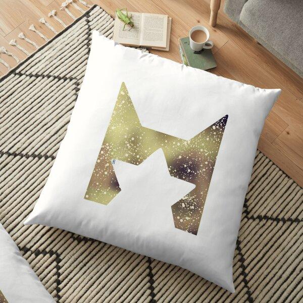 Star Galaxy Floor Pillow