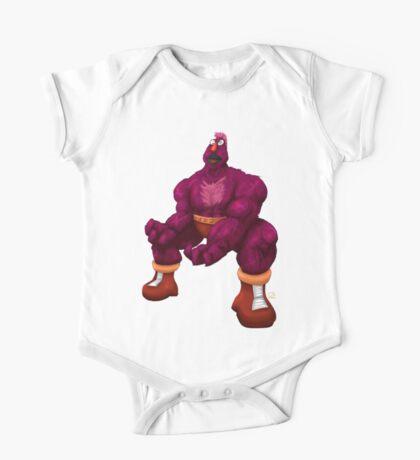 Sesame Street Fighter: Zellygief Kids Clothes