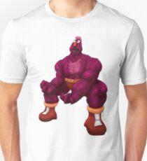 Sesame Street Fighter: Zellygief Unisex T-Shirt