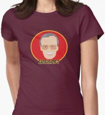 EXCELSIOR- STAN LEE Tailliertes T-Shirt