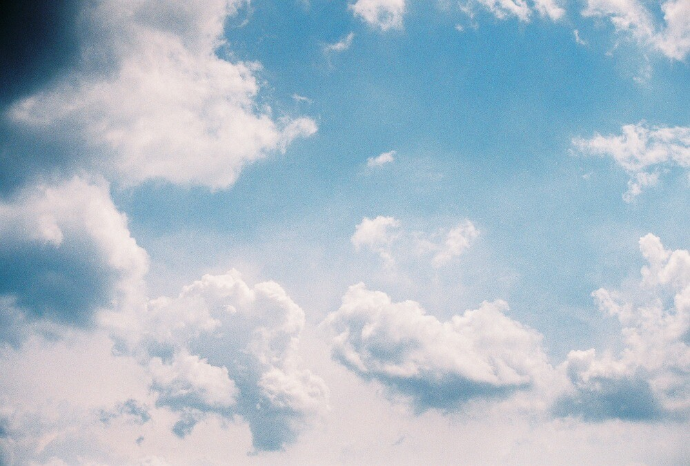Cotton clouds by fotoflossy