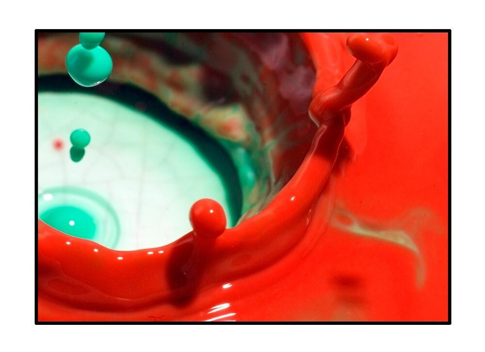 colour splash by stiddy