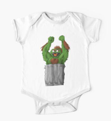 Sesame Street Fighter: Oska Kids Clothes