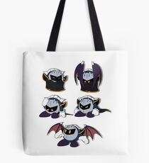 Meta Knight Expressions Tote Bag