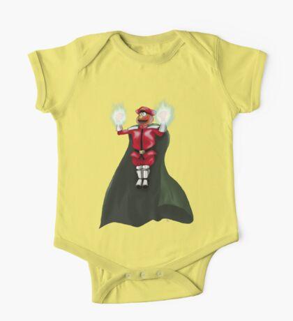 Sesame Street Fighter: Elmo Bison Kids Clothes