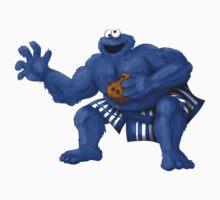 Sesame Street Fighter: C. Monda