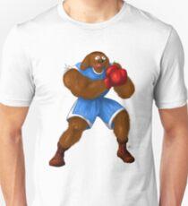 Sesame Street Fighter: Baldog Unisex T-Shirt