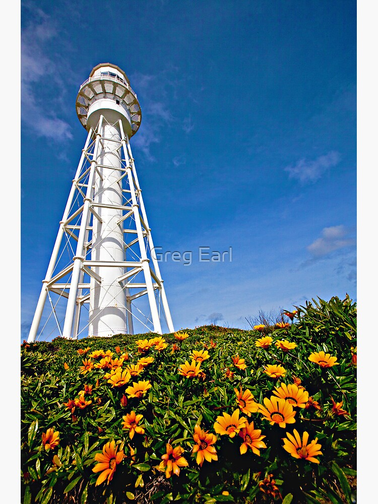 Currie Lighthouse - King Island, Tasmania by GregEarl