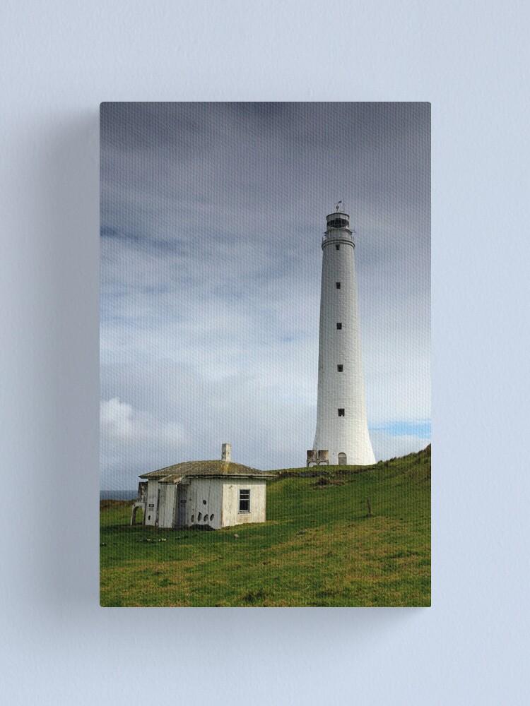Alternate view of Cape Wickham Lighthouse Canvas Print