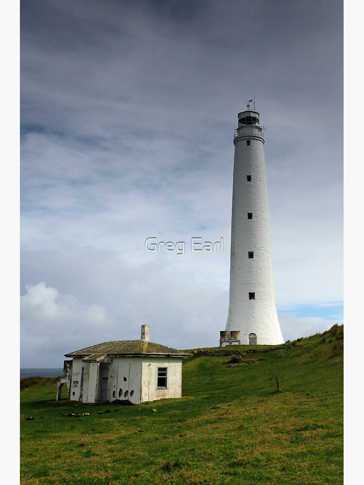 Cape Wickham Lighthouse by GregEarl