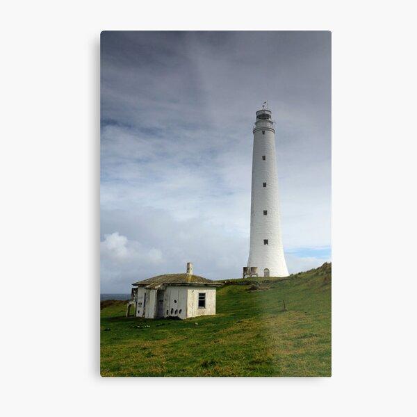 Cape Wickham Lighthouse Metal Print