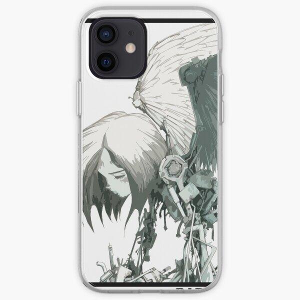"Alita ""Fallen Angel"" iPhone Soft Case"