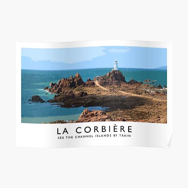 La Corbière (Railway Poster) Poster